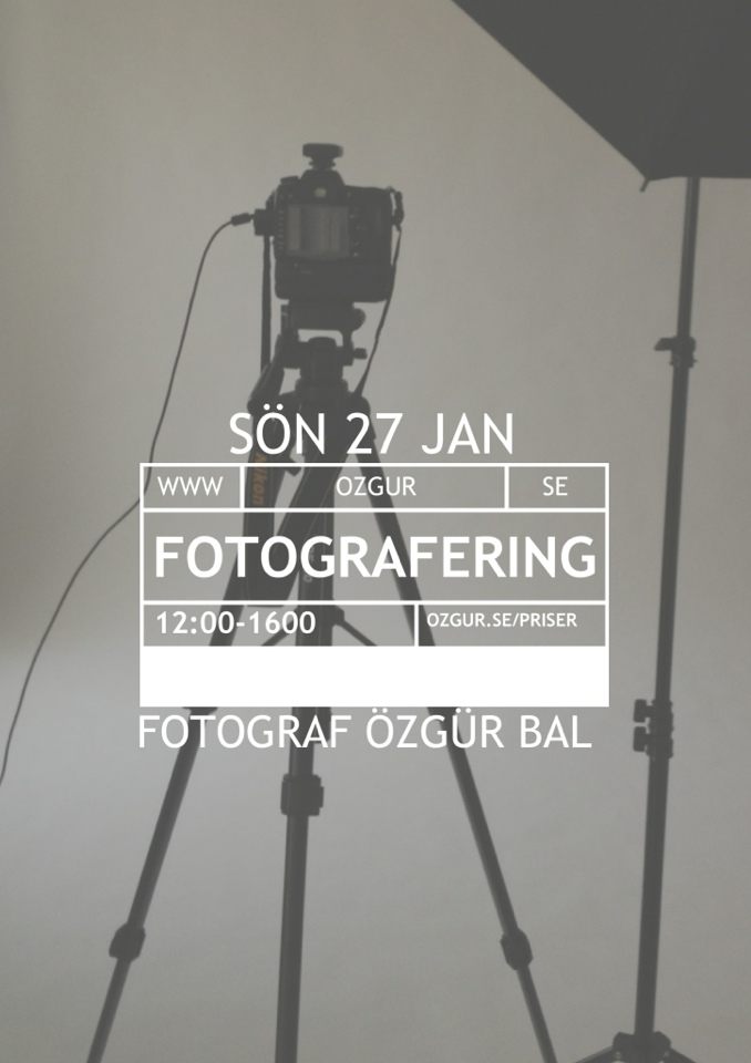 Fotografering 27 jan