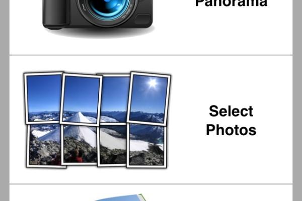 Peka på select photos