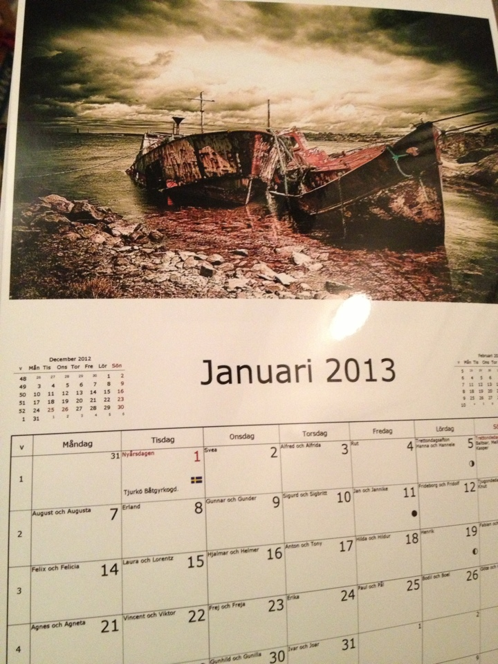 Karlskronakalendern